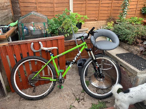 solaris cotic mens bike