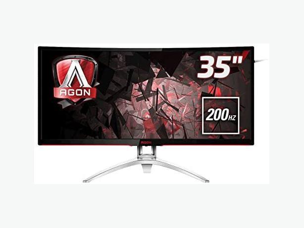 35inch agon 200hz ultrawide monitor
