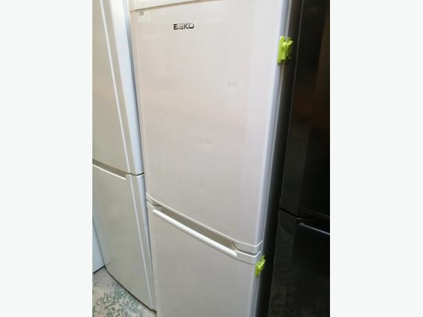 Beko Fridge freezer with warranty at Recyk Appliances