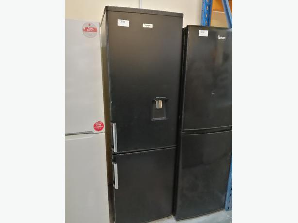 Fridgemaster Fridge freezer with water dispenser at Recyk Appliances