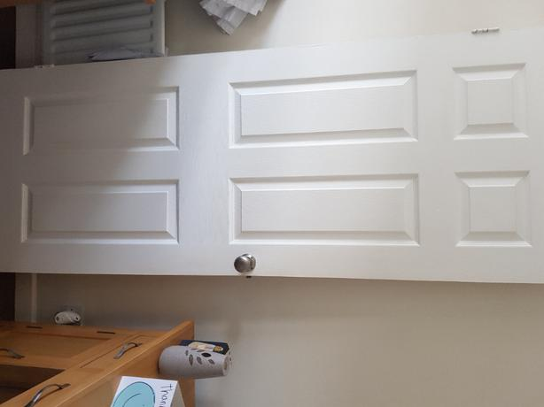 white colonial internal doors