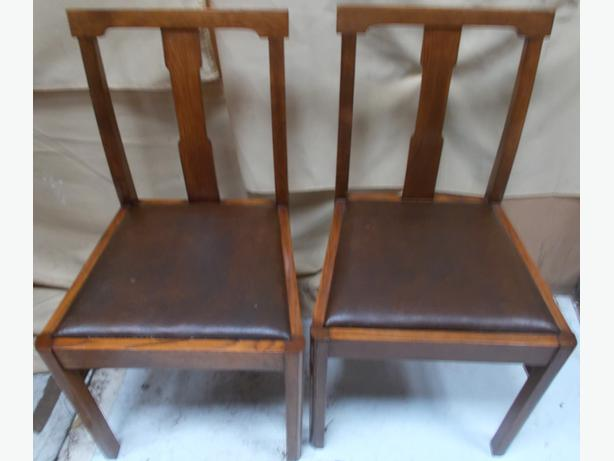 Set of 2 Dining Room Chairs