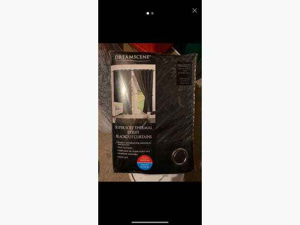 blackout curtains 66x90