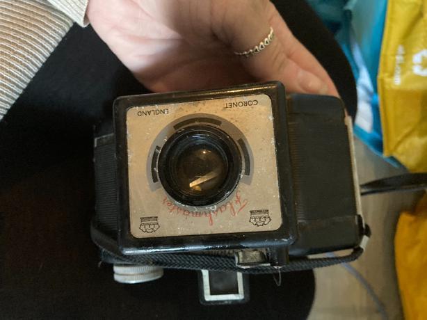 vintage cameras £3 each