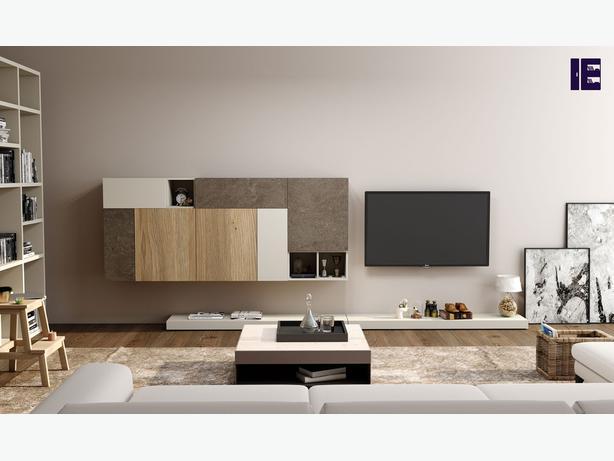 TV Units with Wardrobe | Bespoke TV Units | Bespoke TV Wall Units