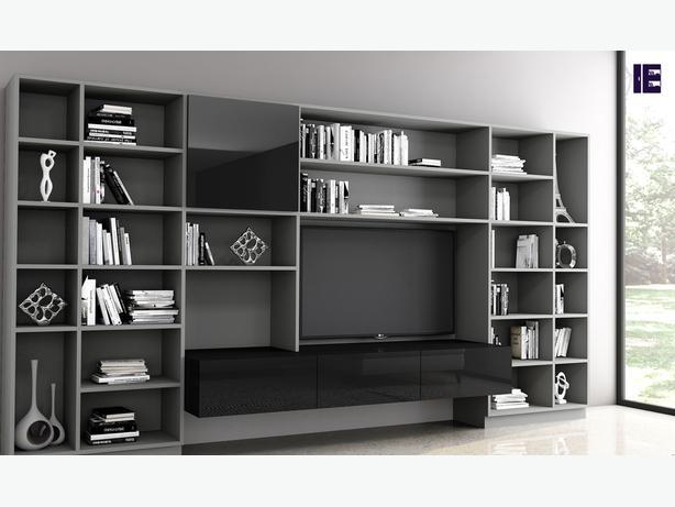 Custom Bookshelves | Bespoke Book Shelves | Inspired Elements
