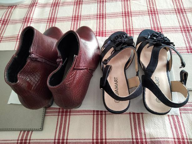 boots, sandels