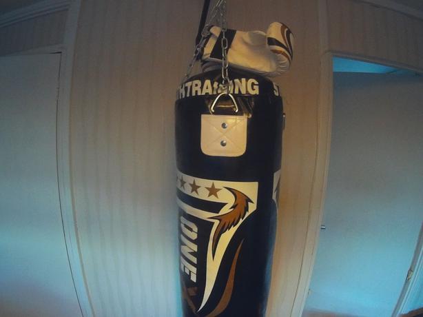 5 foot boxing bag