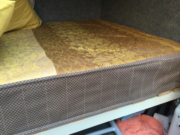FREE  mattress: (good conditionedit this heading)