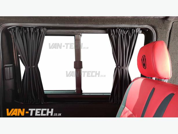 VW T4 T5 T5.1 T6 T6.1 Transporter Privacy Blackout curtains