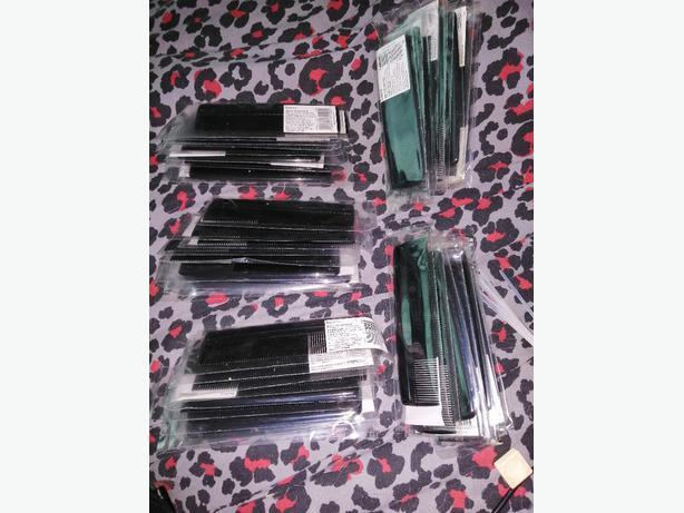 Job lot of 48 combs
