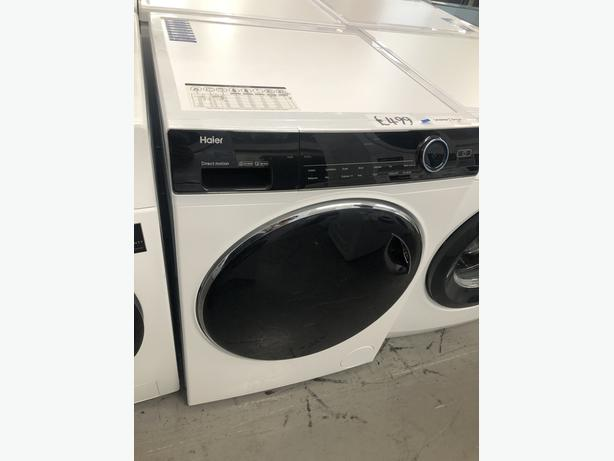 PLANET APPLIANCE- GRADED HAIER 12KG WASHER DRYER - WITH 6 MONTHS GUARANTEE