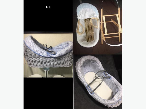 2 baby basket