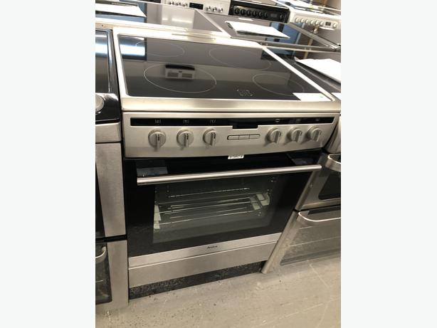 PLANET APPLIANCE- GRADED AMICA 60CM ELECTRIC COOKER- WITH GENUINE GUARANTEE
