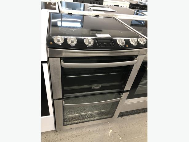 PLANET APPLIANCE- ZANUSSI 60CM ELECTRIC COOKER- WITH 6 MONTHS GUARANTEE
