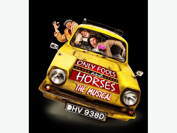 2 Tickets for Only Fools and Horses @ The Royal Theatre Haymarket London