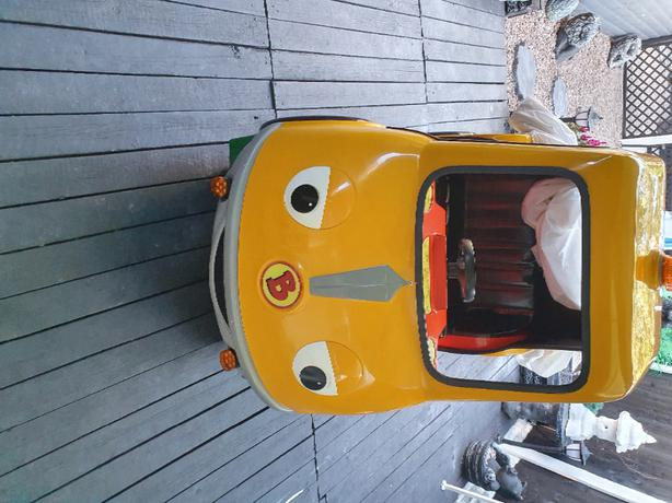 coin operated ride on swap