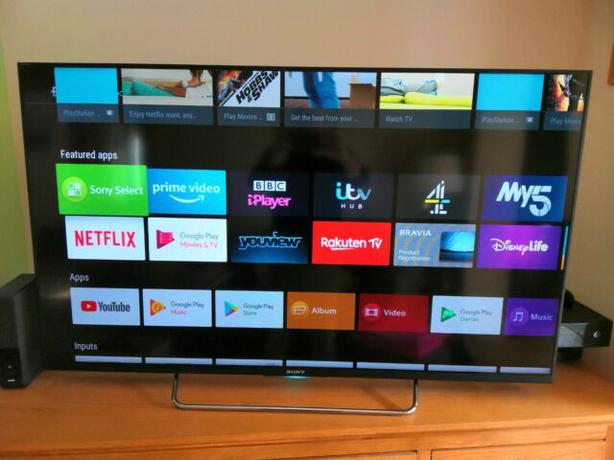 smart sony 50 inch 3D full hd led tv+built in apps+wifi+remote+glasses+DELIVERY