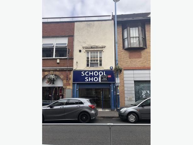 *B.C.H*-Retail Shop-High St, STOURBRIDGE