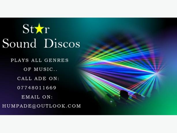 star sound discos