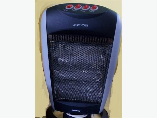 NEW! Beldray Portable Halogen Heater,