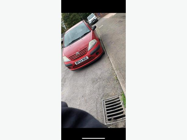 CITROEN C3 START AND DRIVE NO NOISE OR BANGS
