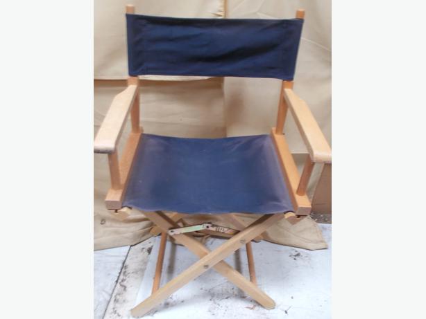 Foldable Directors Chair