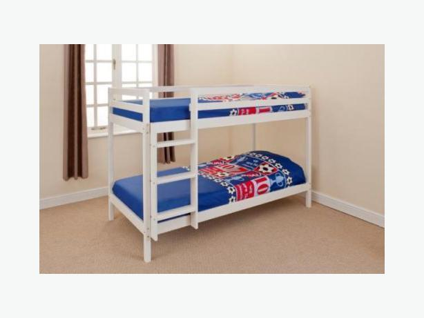 BUNK BED WITH TWO MATTRESSESS-BRAND NEW