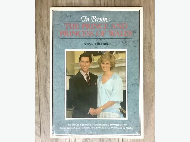 In Person The Prince and Princess of Wales