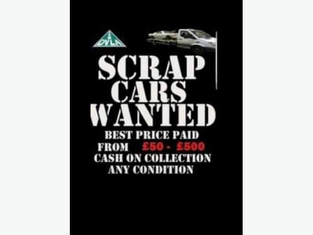 wanted cars vans