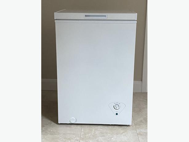 Ambiano chest freezer