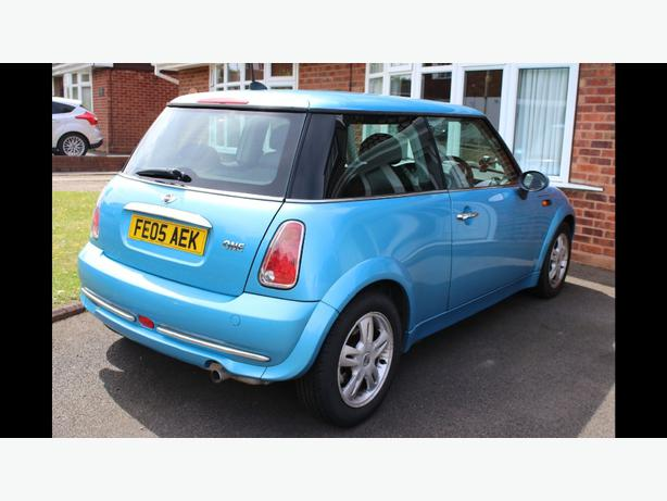 Very reliable beautiful Mini One in good condition