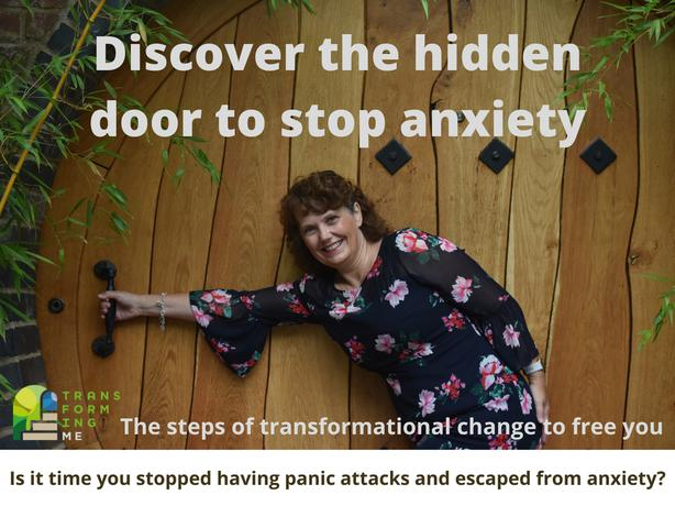 Transforming Me: Stopping Panic Attacks, Freedom From Anxiety