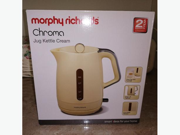 Cream kettle