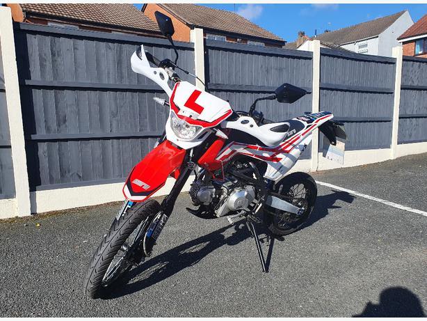 Kurz RT1 50cc Learner Legal 50 cc Motorbike Motorcycle