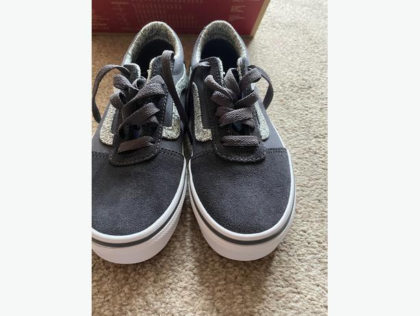 Vans trainers, brand new size 1