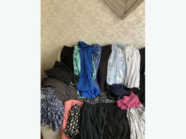 Women's size 10/12 clothing bundle