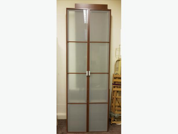 Lovely Tall Ikea Hopen Double Wardrobe Good Condition Can Deliver for £10