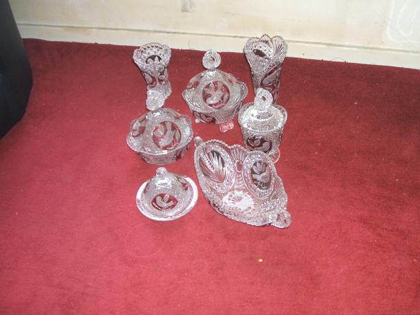 hofbaur crystal glassware