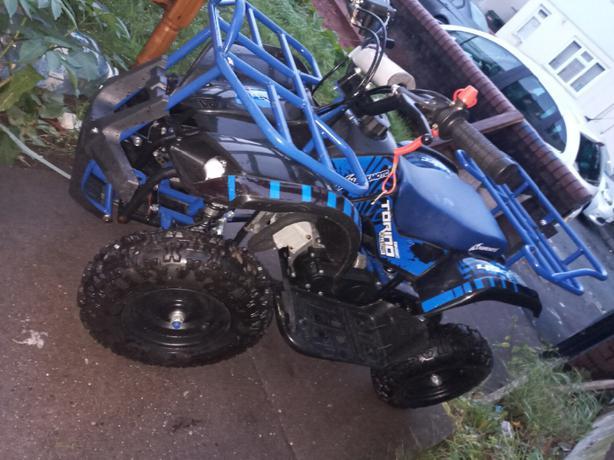 50cc quad near new