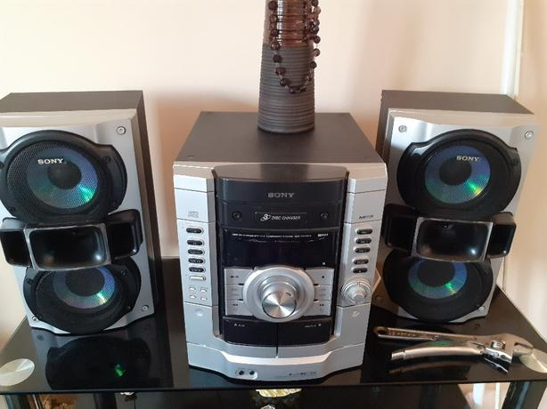 Music system and sub