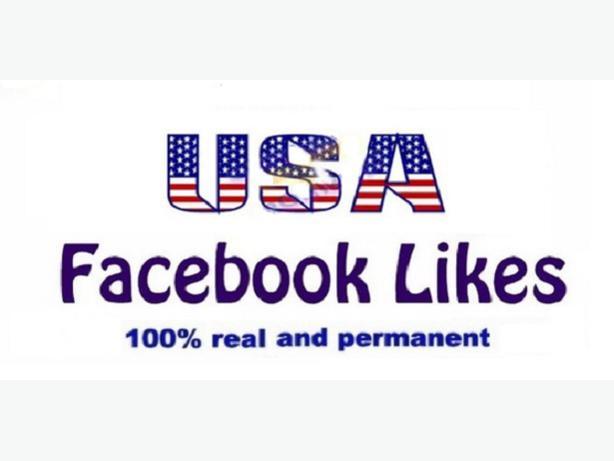 Buy Real USA Facebook Likes at Cheap Price