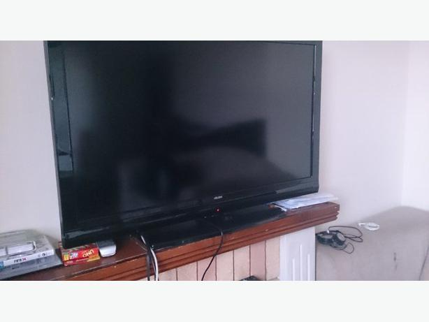 bush 40 inch full hd 1080 led tv+freeview+remote+DELIVERY