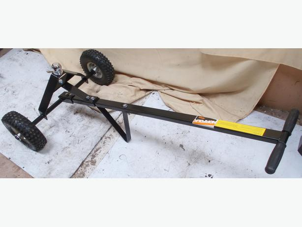 Trailer Hand Manoeuvring Dolly