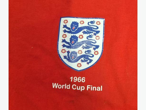 World Cup Final 1966 England Long Sleeve Top.