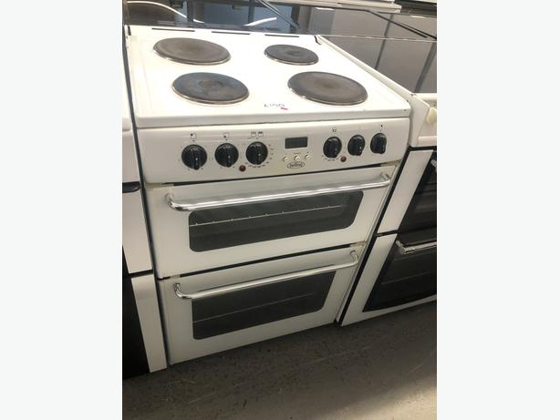 PLANET APPLIANCE- BELLING 60CM ELECTRIC COOKER- WITH 3 MONTHS GUARANTEE