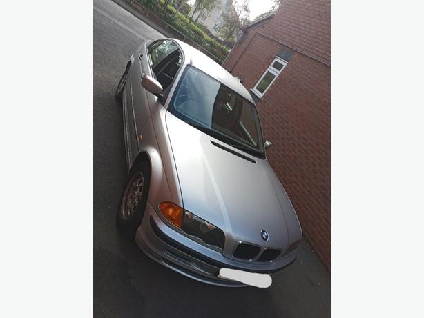 bmw automatic petrol full mot and service history swaps