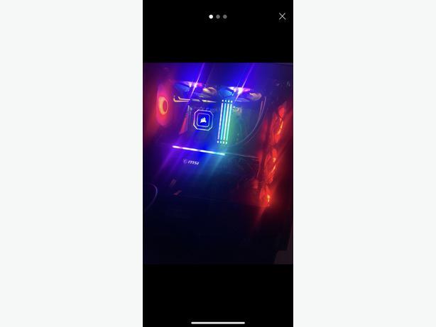 Gaming pc i7 rtx 3060 12gb