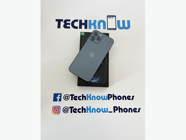 Apple iPhone 12 Pro Max 128GB unlocked Blue £749.99 Each