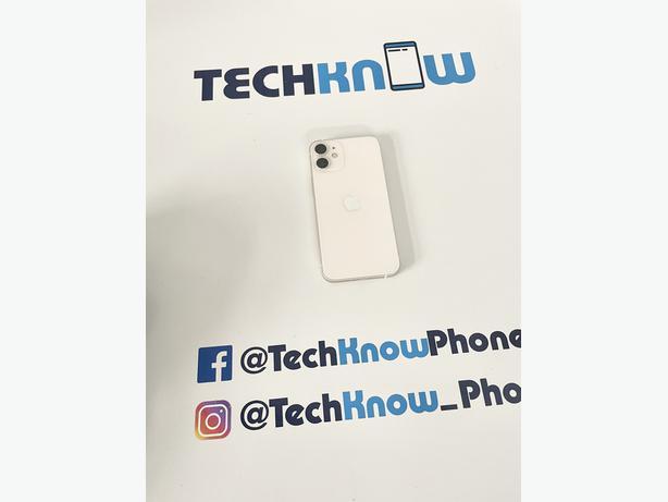 Apple iPhone 12 Mini 64GB unlocked White £449.99